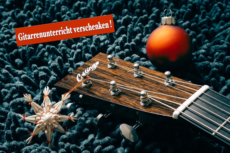 Weihnachtsangebot,Gitarrenunterricht,Hamburg,Ottensen,Markus Bartel,Anfänger,Fortgeschrittene,Gitarre,Weihnachten,